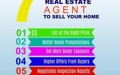 The 7 Benefits of Using a Real Estate Agent to Sell Your Home
